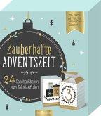 Hyggelige Adventszeit. 24 Geschenkboxen zum Selbstbefüllen