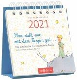 Miniwochenkalender Man sieht nur mit dem Herzen gut ... 2021