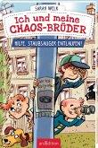 Hilfe, Staubsauger entlaufen! / Ich und meine Chaos-Brüder Bd.2