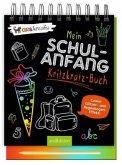 Mein Schulanfang-Kritzkratz-Buch, m. Stift