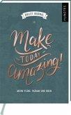 myNOTES Mini Bullet Journal Make today amazing! Meine Pläne, Träume und Ideen