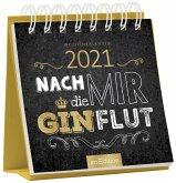 Miniwochenkalender Nach mir die Ginflut 2021