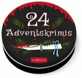 Dose groß 24 Adventskrimis