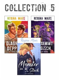 Regina Mars Collection 5 (eBook, ePUB) - Mars, Regina