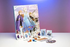 Adventskalender Die Eiskönigin - Frozen 2 - mit 24 Türen