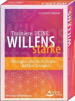 Trainiere deine Willensstärke - Übungen, die dich in die Aktion bringen - Fabian, Claudia