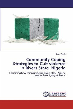 Community Coping Strategies to Cult violence in Rivers State, Nigeria