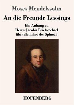 An die Freunde Lessings - Mendelssohn, Moses