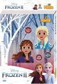 Hama 7964 - Disney Frozen II, Eiskönigin, Bügelperlen, 2000 Stück