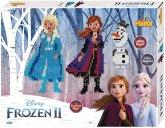 Hama 7921 - Disney Frozen II, Eiskönigin, Bügelperlen, 4000 Stück