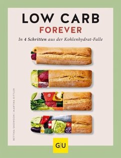 Low Carb forever (Mängelexemplar) - Kittler, Martina; Snowdon, Bettina