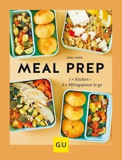 Meal Prep (Mängelexemplar) - Merz, Lena