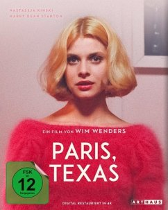 Paris, Texas Special Edition
