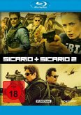 Sicario 1 & 2 BLU-RAY Box