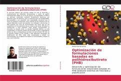 Optimización de formulaciones basadas en polihidroxibutirato (PHB)