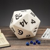 Dungeons and Dragons D20 Leuchte