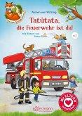 Tatütata,die Feuerwehr ist da