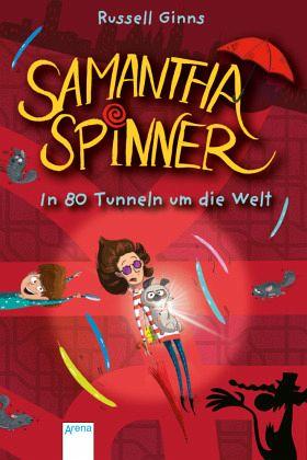 Buch-Reihe Samantha Spinner