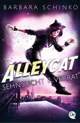 Buch-Reihe Alleycat