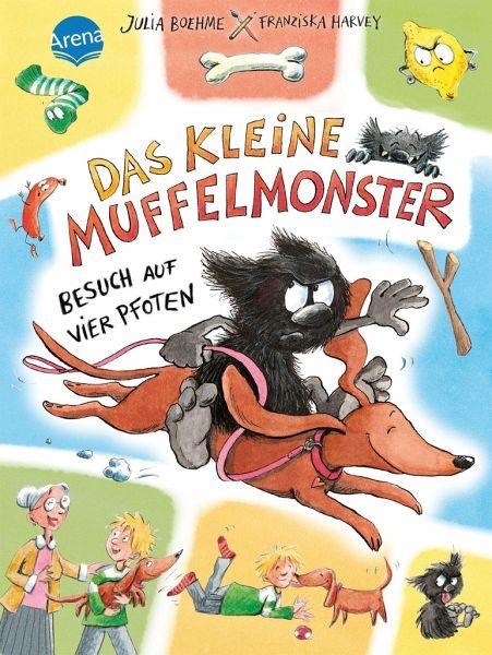 Buch-Reihe Das kleine Muffelmonster
