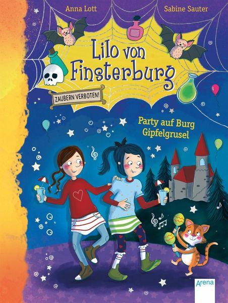 Buch-Reihe Lilo von Finsterburg - Zaubern verboten!
