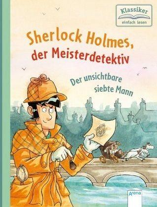 Buch-Reihe Sherlock Holmes, der Meisterdetektiv