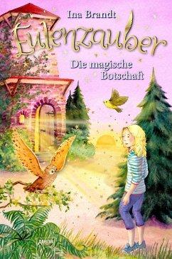 Die magische Botschaft / Eulenzauber Bd.12 - Brandt, Ina