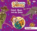 Onkel Alwin und das Sams, 4 Audio-CD