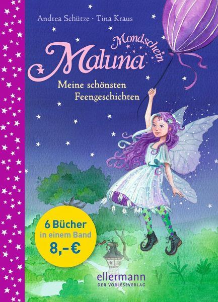 Buch-Reihe Maluna Mondschein von Andrea Schütze