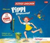 Alles von Pippi Langstrumpf, 6 Audio-CD
