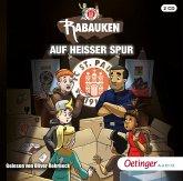 St. Pauli Rabauken 3. Auf heißer Spur, 2 Audio-CD