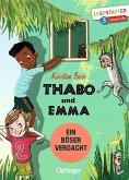 Ein böser Verdacht / Thabo und Emma Bd.2