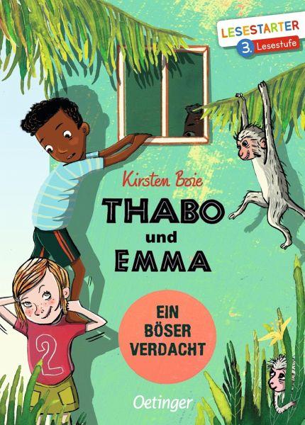 Buch-Reihe Thabo und Emma