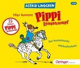 Hier kommt Pippi Langstrumpf!, 3 Audio-CD