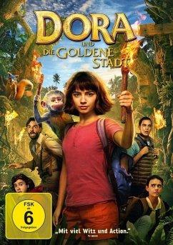 Dora und die goldene Stadt - Isabela Moner,Benicio Del Toro,Eva Longoria