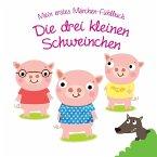 Mein erstes Märchen-Fühlbuch - Die drei kleinen Schweinchen (Mängelexemplar)