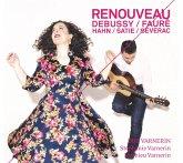 Renouveau-Franz.Lieder Für Singstimme & Gitarre