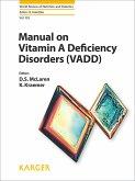 Manual on Vitamin A Deficiency Disorders (VADD) (eBook, ePUB)