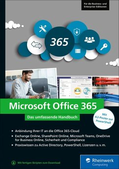 Microsoft Office 365 (eBook, ePUB) - Widl, Markus