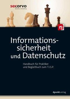 Informationssicherheit und Datenschutz (eBook, PDF)