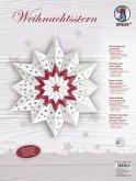 URSUS Weihnachtsstern, polarweiß/rubinrot