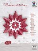 URSUS Weihnachtsstern, rubinrot/polarweiß