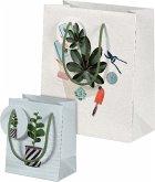 Plant it - Love it! Geschenktüten-Set - Motiv Pflanzenkinder