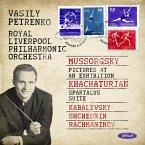Vasily Petrenko Spielt Werke Von Mussorgsky/+
