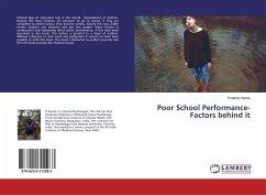 Poor School Performance- Factors behind it