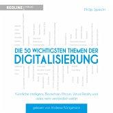 Die 50 wichtigsten Themen der Digitalisierung, Audio-CD