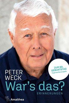 War's das? - Weck, Peter; Wolf, Susanne F.