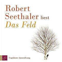 Das Feld, 4 Audio-CD - Seethaler, Robert