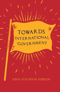 Towards International Government