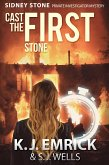 Cast the First Stone (Sidney Stone - Private Investigator (Paranormal) Mystery, #1) (eBook, ePUB)